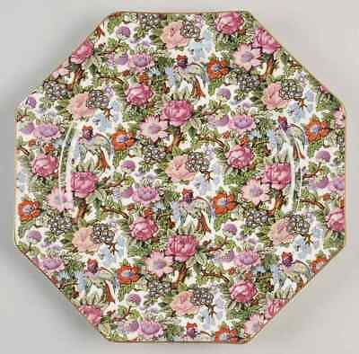 Crown Ducal VICTORIA Octagonal Luncheon Plate 8948615