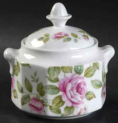 Rosina Queens COTTAGE ROSE Sugar Bowl 610125