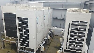 Commercial retail leisure  new and part used air conditioning systems Scotland .
