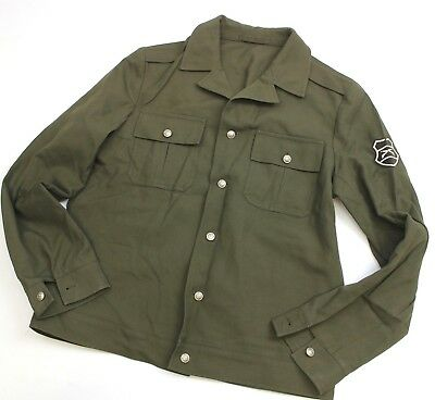Hungary Hungarian Army Jacket With Sleeve Badge