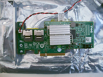 HBA PCIEX8 PERC H200 8 ports Sata/SAS Cross flashed LSI 9211-8i Firmware  P20 IT
