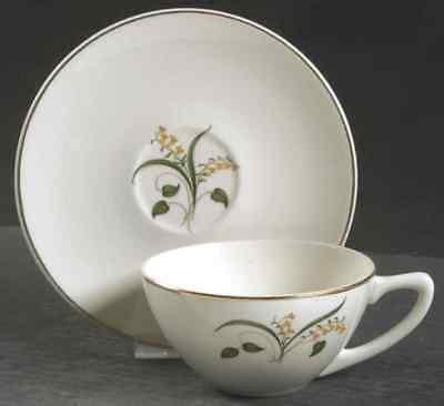 Edwin Knowles FORSYTHIA Cup & Saucer 5924100
