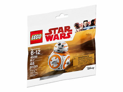 LEGO® 40288 Star Wars POLYBAG BB-8 - LIMITED EDITION !!! NEU / OVP SOFORTVERSAND