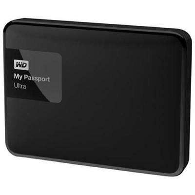 WD 2TB My Passport Ultra USB 3.0 QUALITY REFURBISHED BY WD FACTORY SEALED
