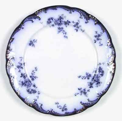 Ridgway CHISWICK (FLOW BLUE) Dinner Plate 610909