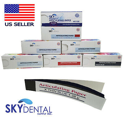 144 sheet/Box Articulating Paper Thick / Thin / X-Thin / XX-Thin Sky Choice