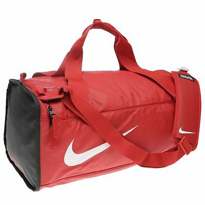 Nike Alpha Adapt Cross Body Duffel Bag Red Black Sports Gym Bag Holdall  Carryall 917a51db57c1f
