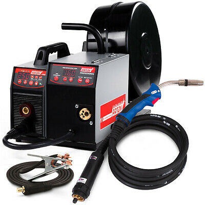 MIG Welder Professional welding machine Inverter PATON PSI 250 AMP Wire Feeder