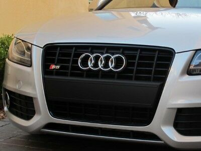Genuine AUDI S5 Grill SFG Sport Grille A5 8T S-Line Black