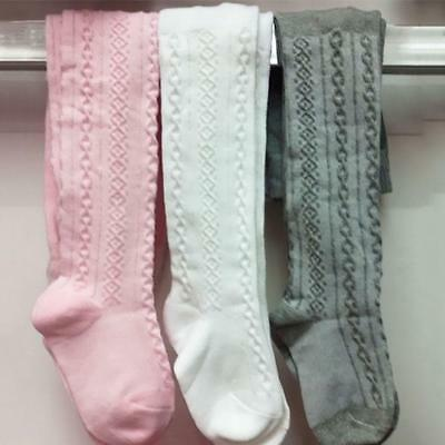 1/4Pairs Trendy Kids Tights For Baby Girls Toddler Boys Pants Stockings BA AU #4