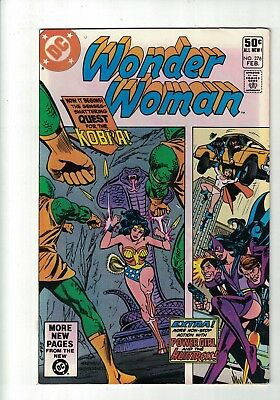 DC Comic  WONDER WOMAN  # 276 February 1981 50c USA