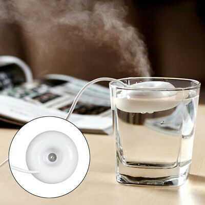 *NEW* MINI USB Air Humidifier Purifier Aroma Diffuser Steam For Office and Home