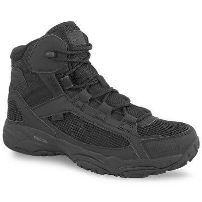 Magnum Assault Tactical 5 OPUS Police Security Lightweight Boots Black ALL SIZES