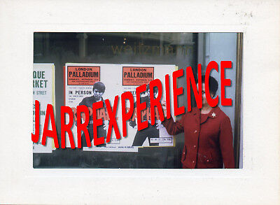 """Raphael """"in Person London Palladium"""" Poster In Vintage Photograph Anonymous 1970"""