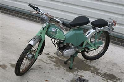 1955 Meister Moped 50cc Very Rare Classic Bike