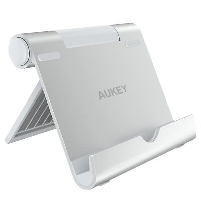 AUKEY Supporto Tablet in Zinco Stand Supporto per Tablet , Smartphone di 4-10 Po