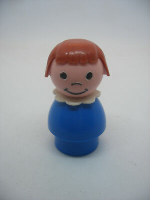 Vintage fisher price little people Play Family personnage figurine figure