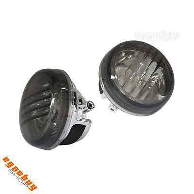 Smoky Turn Signal Indicators Light Lens For Suzuki Boulevard M50 C50 M109R C109R