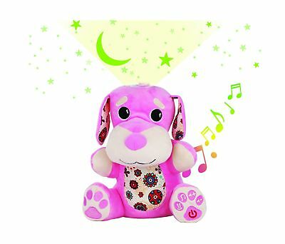 Stella Baby Sound Machine - Nursery Musical Soother Star Projector Toy, 6 Pac...