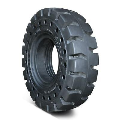 """Solid Tire 28x9-15  7"""" Rim Width """"SD"""" with Apertures"""