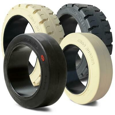 Solid Press On Tire 12x5-1/2x8 Traction Universal
