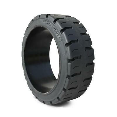 Solid Press On Tire 13-1/2x5-1/2x8 Traction