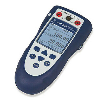 Druck DPI 832 Electrical/Loop Calibrator