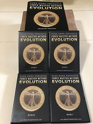 Forex Master Method Evolution by Russ Horn Plus Owners Club Access & Darwin T.A.