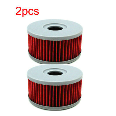 2x Oil Filter For Suzuki SP400T DR400S GN400 SP250 GN250 DR350S SG350 DR350