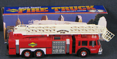 SUNOCO - AERIAL TOWER FIRE TRUCK - SECOND IN A SERIES - 1995 - C.Ed.