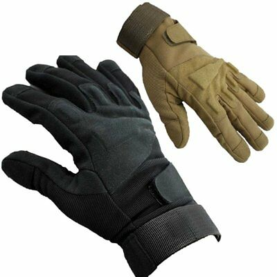 Mens Tactical Gloves Outdoor Bicycle Climbing Military Army Multi-functional
