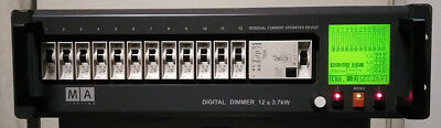 MA Lighting Digital Dimmer 12x3,7kW