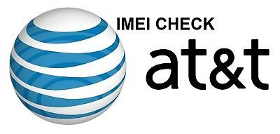 At&t USA iPhone IMEI Status Check