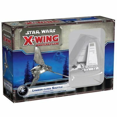 Star Wars: X-Wing Miniatures Game - Lambda Class Shuttle Expansion Pack