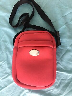 Avent Insulted Bottle Bag Red