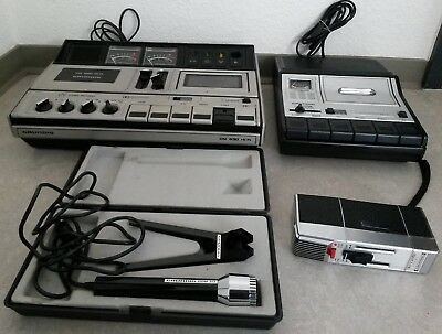 Grundig CN 930 Hi Fi , Stereo Recorder, funktionfähig , Made in Germany