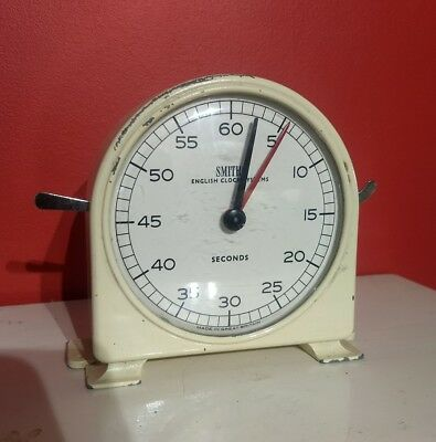 Smiths 60 minute Kitchen/Photographic Darkroom Timer.