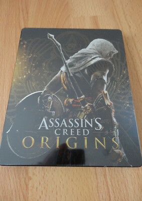 Assassin's Creed Origins - Steelbook [Enthält kein Spiel] . nagelneu!! in Folie