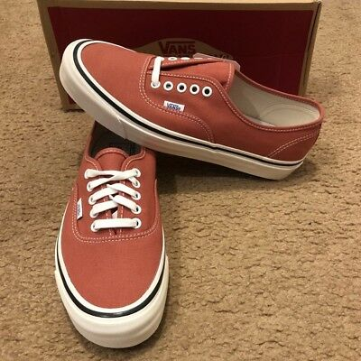 ff230ea51d NEW ANAHEIM FACTORY Authentic 44 DX Vans OG Rust VN0A38ENOKE ...