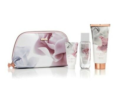 Ted Baker Pretty Pearly Treats Toiletries Bag Gift Set Women Gift