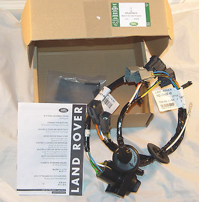 Land Rover OEM LR4/Discovery 4 Trailer Wiring Kit Tow Electrics New 2010-2013