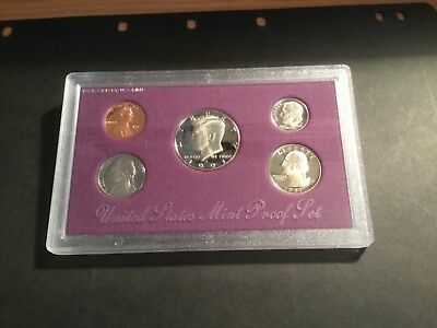 1991 US Proof set.