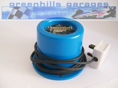 Greenhills Scalextric Transformer Power Pack (Blue Cylinder Type) 13.5v C919 ...