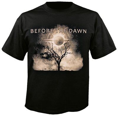 BEFORE THE DAWN - Deathstar Rising - T-Shirt - Größe Big Size XXXL (3XL) - Neu