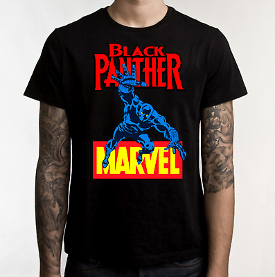 Marvel Comics Black Panther T-Shirt