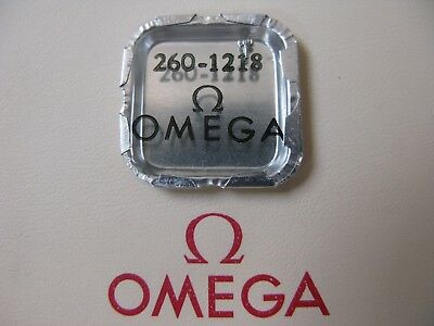 NOS OMEGA Kaliber 260 Teil nr. 1218 - Kanone Pinion - OVP in Verpackung