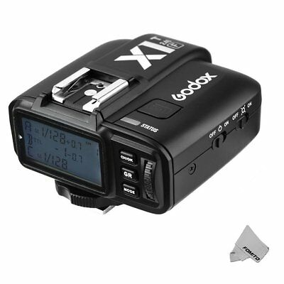 Godox X1T-F TTL 2.4G Wireless Radio Flash Trigger Transmitter X System for Fuji