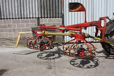 Pz hay Rake Tedder manual