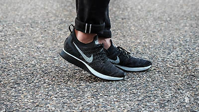 New Nike Air Zoom Mariah Flyknit Racer Black 918264 010 Running Shoe OREO   150 77730c18f20a