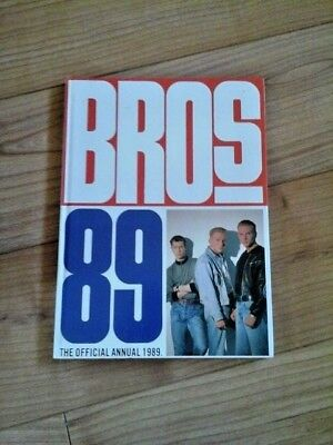 Bros   89  The  Official   Annual   1989